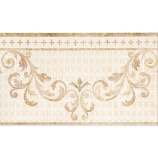 Peronda Clear бордюр Cor.Clear Ivory 33*20