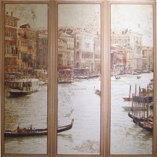 Saloni Resort Mural Venecia