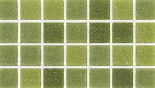 Alzare mosaic Смеси мозаика light-green 32.7*32.7