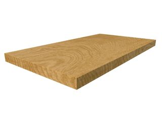 Italon  Essence Oak Left Step Tread Corner