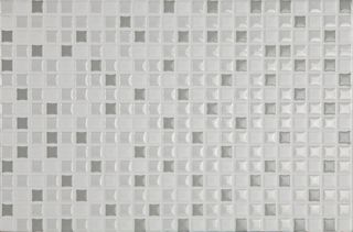 Magna Mosaiker Stability мозаика Silver 30*20