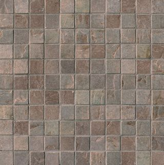 Cir & Serenissima Quarry Stone Mosaico Tessera Mix Dark