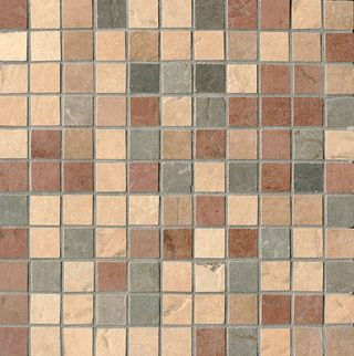 Cir & Serenissima Quarry Stone Mosaico Tessera Mix Full