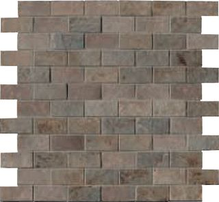 Cir & Serenissima Quarry Stone Mosaico Montancino Mix Dark