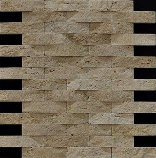 Chakmaks Mosaic 3D Fusion Stone ancient wall cl