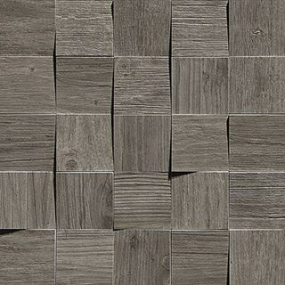 Atlas Concorde AXI Grey Timber Mosaico 3D