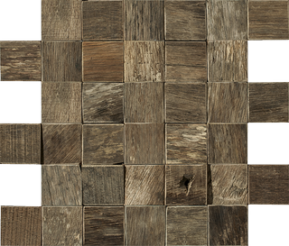 L'antic Colonial Mosaico мозаика Wood Square Antique 29.7*29.7