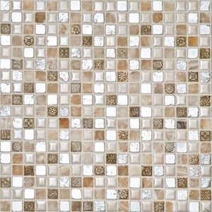 L'antic Colonial Mosaico мозаика Mosaico Imperia Onix Golden 1,5x1,5 30*30