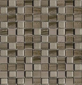 L'antic Colonial Mosaico мозаика Time Text Silk Wood 2,3x2,7 28.5*29.5