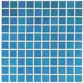 Vitrex Madreperla мозаика Azzurro 2x2 32.5*32.5