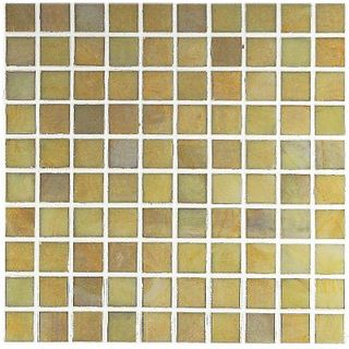Vitrex Madreperla мозаика Giallo 2x2 32.5*32.5