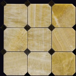 Natural Mosaic Octagon 1 (Мрамор) M073-M076 BP10