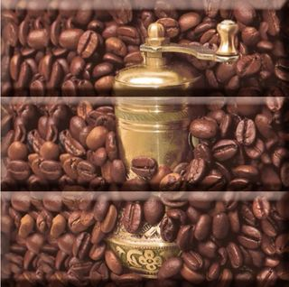 Absolut keramica Coffee Beans Coffee Beans 01 Composicion
