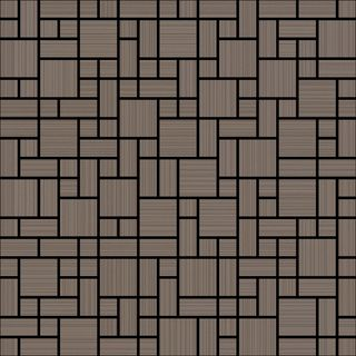 Love ceramic tiles (Novagres) Emma Mosaic Mocha Crunch