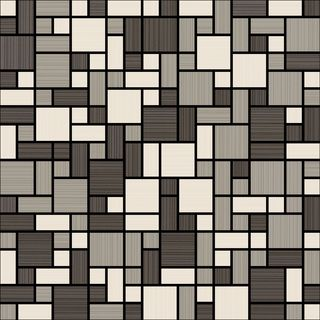 Love ceramic tiles (Novagres) Emma Mosaic Ice Crunch