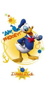 Azteca Disney Mickey&Friends Wd Donald Friends