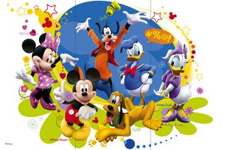 Azteca Disney Mickey&Friends Wd Mickey Friends