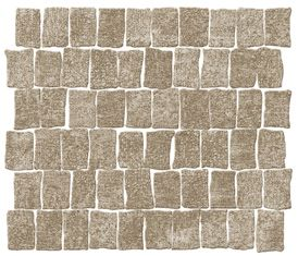 Naxos Start Mosaico Raw Taupe 81130