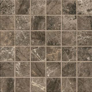 Cisa Royal Marble мозаика Mosaico Noce nat 33*33