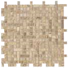 Cisa Royal Marble мозаика Mosaico Chesterfield Beige mix nat+lapp-rett 33*33