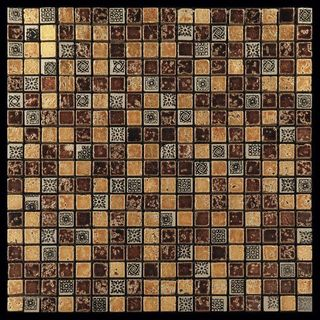 Natural Mosaic Pharaon мозаика CPR4 (Pharaoh-Amber) 29.8*29.8