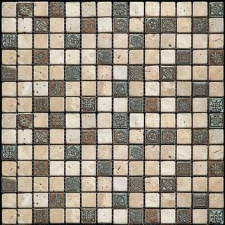 Natural Mosaic Antico мозаика PFM-2001 30.5*30.5