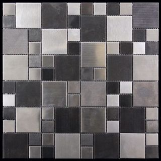 Natural Mosaic Metall MM-19