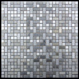 Natural Mosaic Metall MM-20