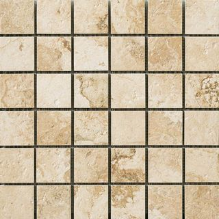 Italon Natural Life Stone Almond Mosaico