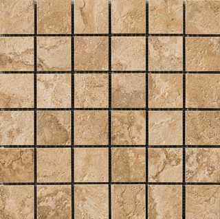 Italon Natural Life Stone Nut Mosaico