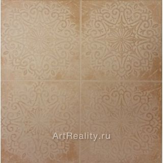 Vitra Truva декор Decor 1 Beige 30*30