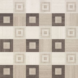 Fondovalle Rug Home Square Dark Nat. Ret.