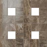 Atlas Concorde Russia Supernova marble мозаика S.M. Woodstone Taupe Mosaic Lap 45*45