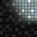 Emil Ceramica Luxury Instinct Mosaico Luxury Nero