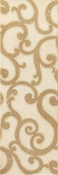 Italon Charme Wall Project Charme Cream Inserto Jasmine