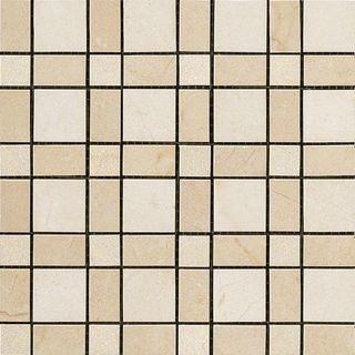 Italon Charme Wall Project Charme Cream Mosaico Chic