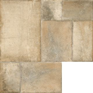 Sant Agostino Native декор Native Beige Modul-or Antique 87.1*87.1*1