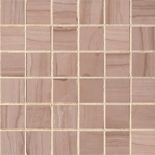Colori Viva Natural Stone Natural Stone Mos. Dark Wooden Vein Honed