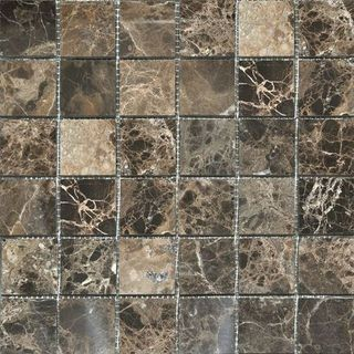 Colori Viva Natural Stone Natural Stone Mos. Polished Dark Emperador