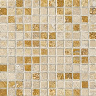 Colori Viva Natural Stone Natural Stone Mos.Nat./Polished Golden Travertin