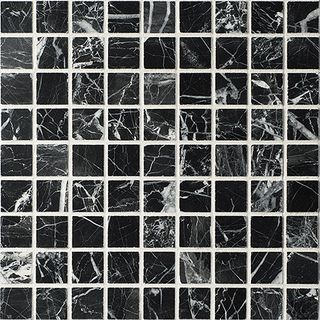 Colori Viva Natural Stone Natural Stone Mos. Polished Nero Oriental