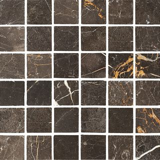 Colori Viva Natural Stone Natural Stone Mos. Polished Brown Fantasy