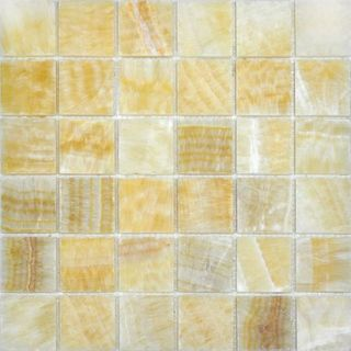 Colori Viva Natural Stone Natural Stone Mos. Polished Golden Oniyx