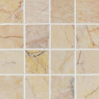 Colori Viva Natural Stone Natural Stone Mos. Polished Sunny Peach