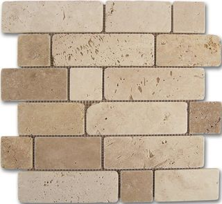 Dune Stone 184996 Travertino Brick