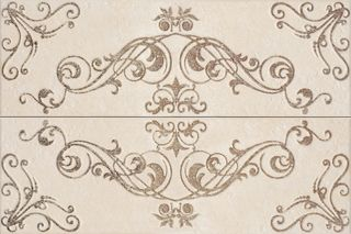 Atlantic Tiles Belvedere Decor Saboya