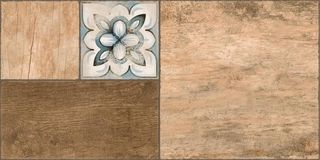 Arcana Ceramica Patchwood Patchwood Decor