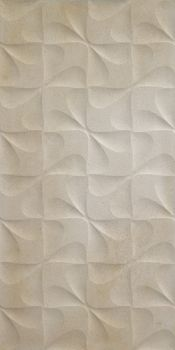 Newker Lithos Carved Beige