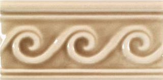 Adex Modernista Relieve Olas Taupe