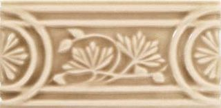 Adex Modernista Relieve Flores Taupe